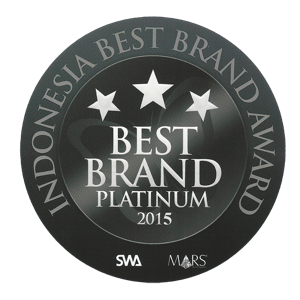 Logo award platinum