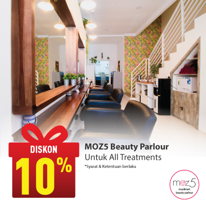 Special Offer MOZ5 Beauty Parlour