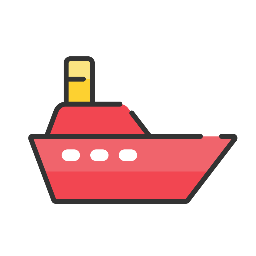 Icon service category for Kapal