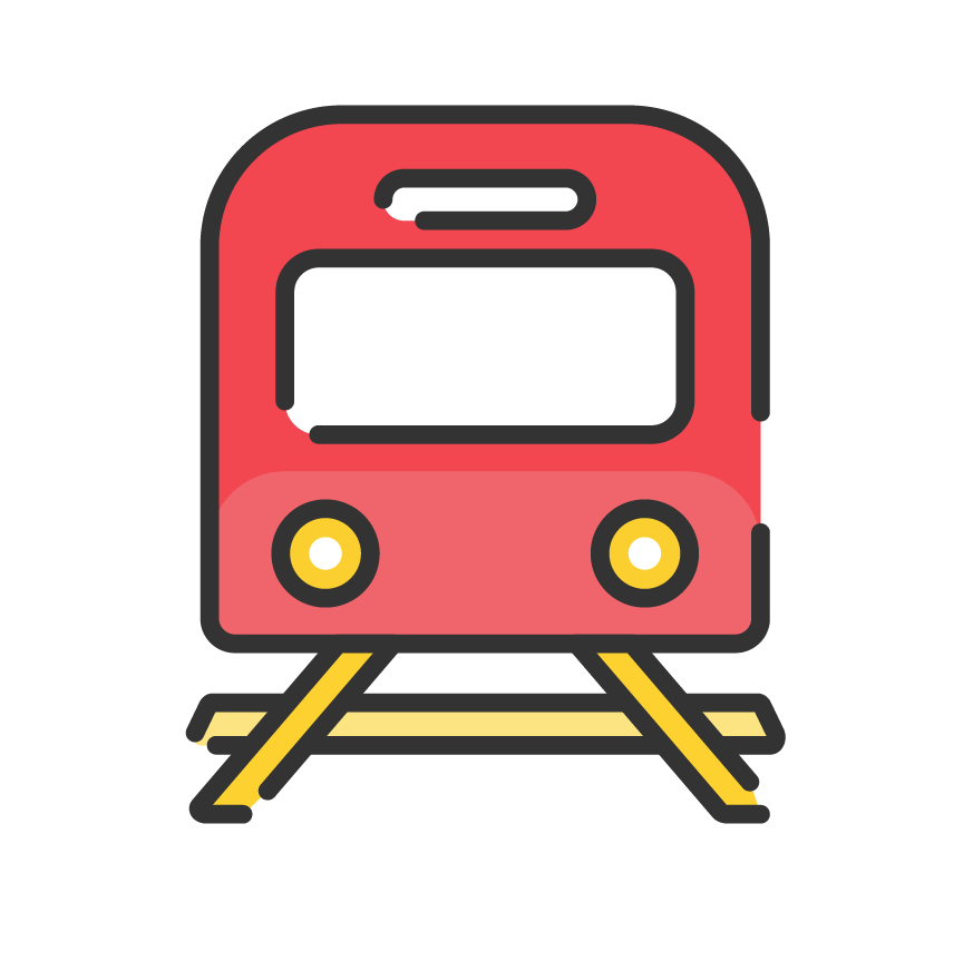 Icon service category for Kereta Api