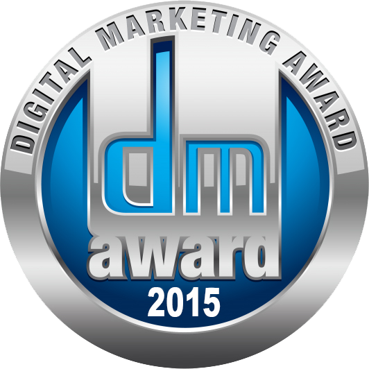 Image reward Digital Marketing Awards
