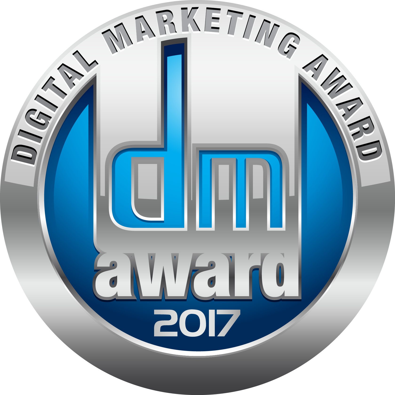 Image reward Digital Marketing Award