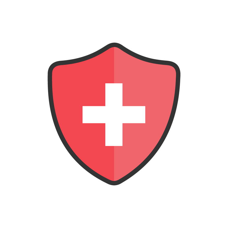Icon service category for Insurance