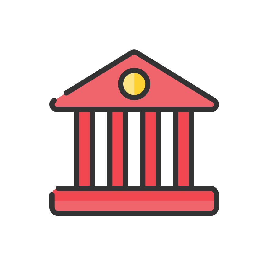 Icon service category for Branchless Banking