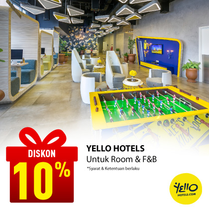 Special Offer YELLO HOTELS