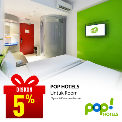 Special Offer POP HOTELS