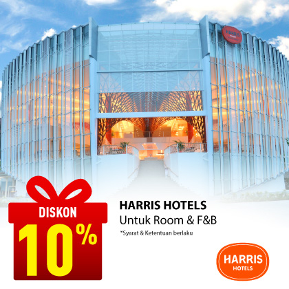 Special Offer HARRIS HOTELS
