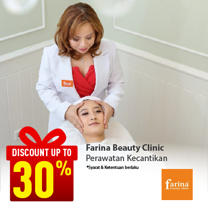 Special Offer FARINA BEAUTY CLINIC