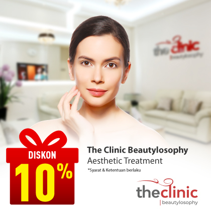 Special Offer The Clinic Beautylosophy