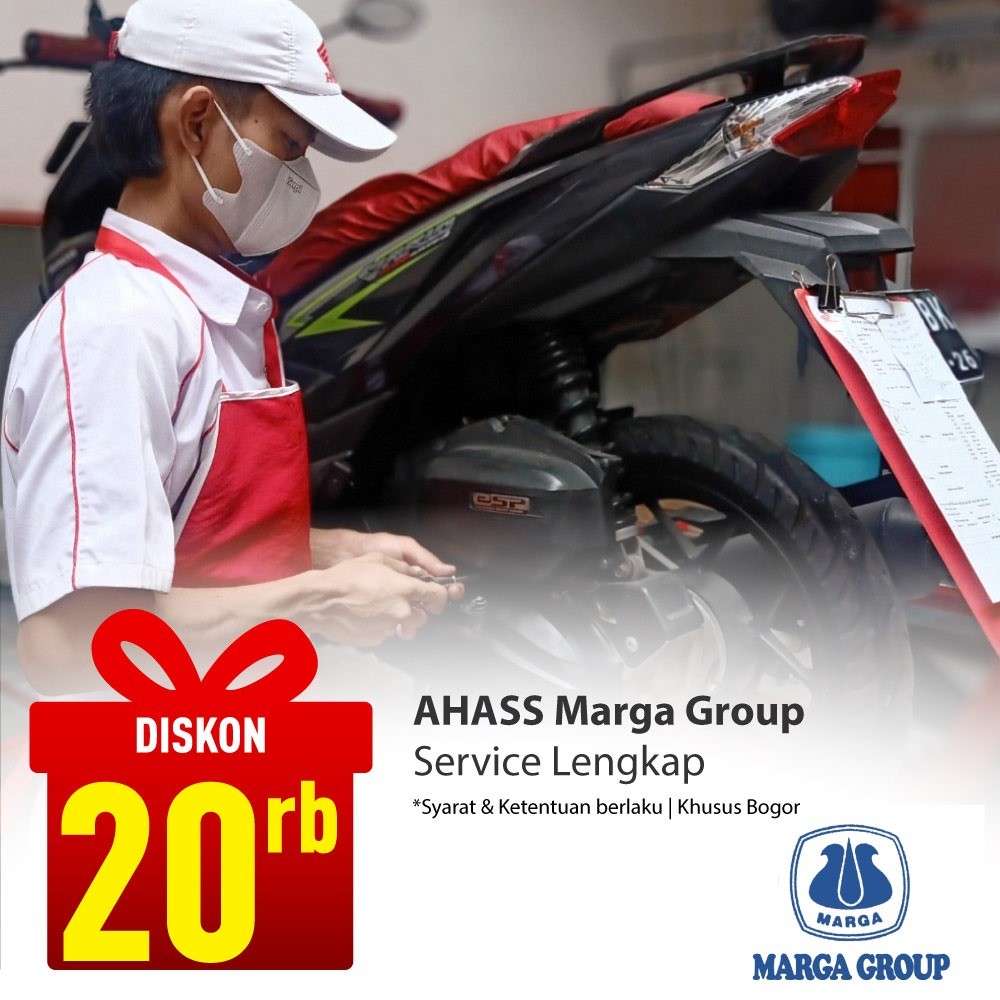 Special Offer AHASS MARGA GROUP