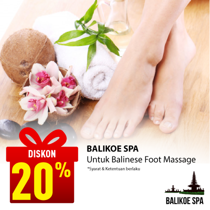 Special Offer Balikoe Spa
