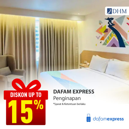 Special Offer DAFAM EXPRESS