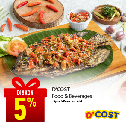 Special Offer D'COST
