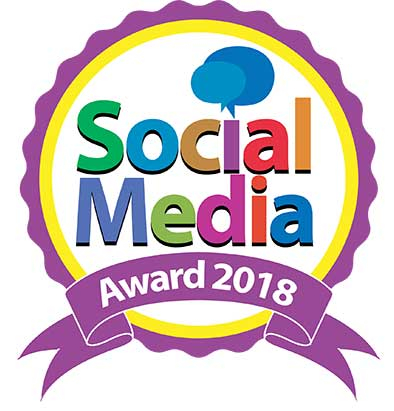 Image reward Social Media Award kategori Minimarket