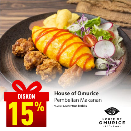 Special Offer HOUSE OF OMURICE