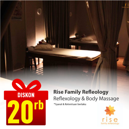 Special Offer Rise Family Reflexology