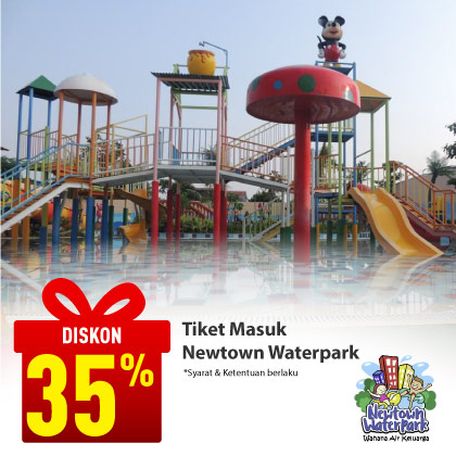 Special Offer NEWTOWN WATERPARK