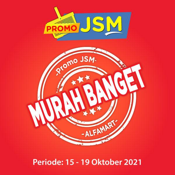 Banner MURAH BANGET!! Promo JSM Alfamart Terbaru Alfamart