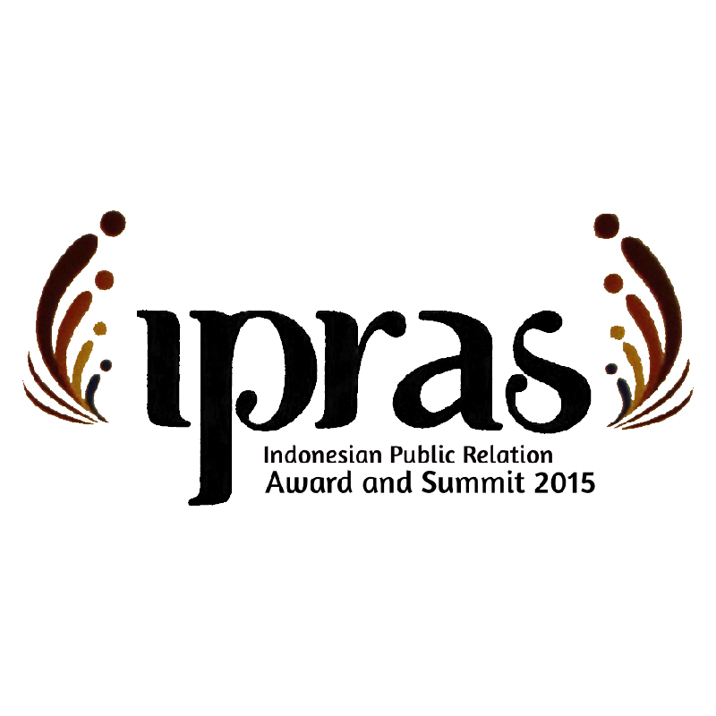 Image reward The 4th Indonesian Public Relations Awards and Summmit (IPRAS) - Program PR Inspirasional (Program Outlet Binaan Alfamart/OBA)