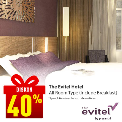 Special Offer THE EVITEL HOTEL